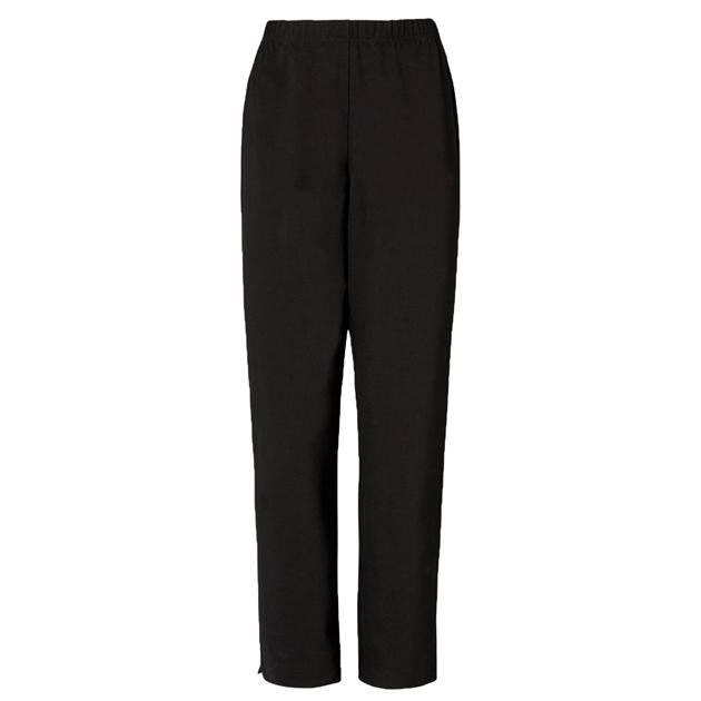 Sahara London Ponte Slim Trouser - black