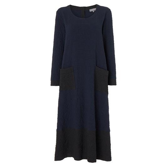 Sahara London Crinkle Twill Dress