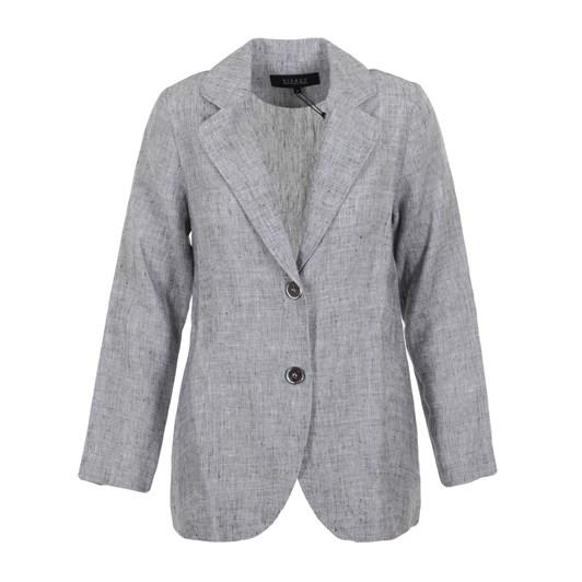Visage Pixel Linen Jacket