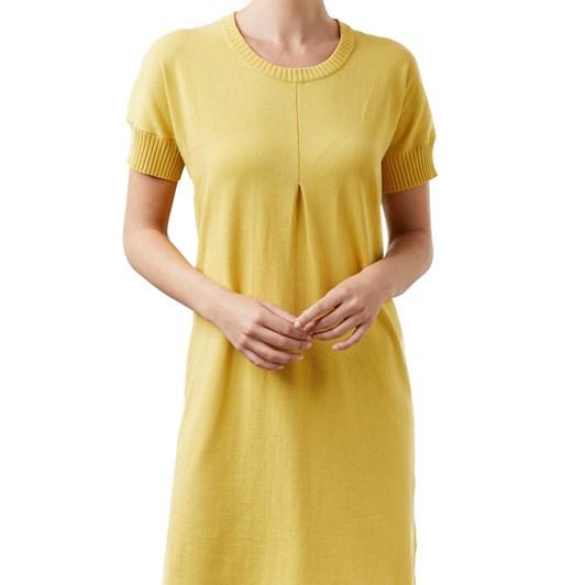 Visage Pleat Front Dress