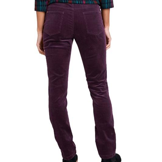 Seasalt Lamledra Trousers Dark Grape