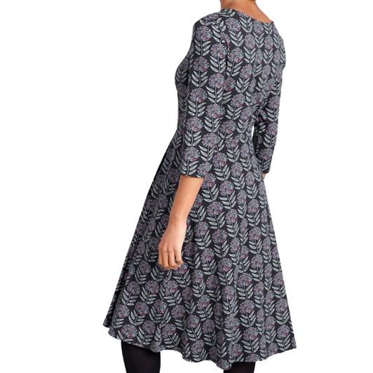 Seasalt The Mouls Dress Ii Berry Stem Dark Night