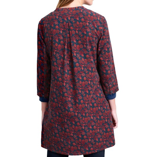 Seasalt South Terrace Tunic Burnished Berries Copper