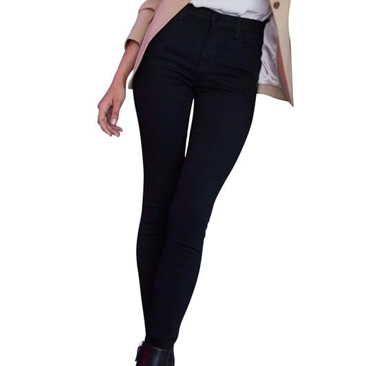 J Brand Maria High Rise Skinny - CORE