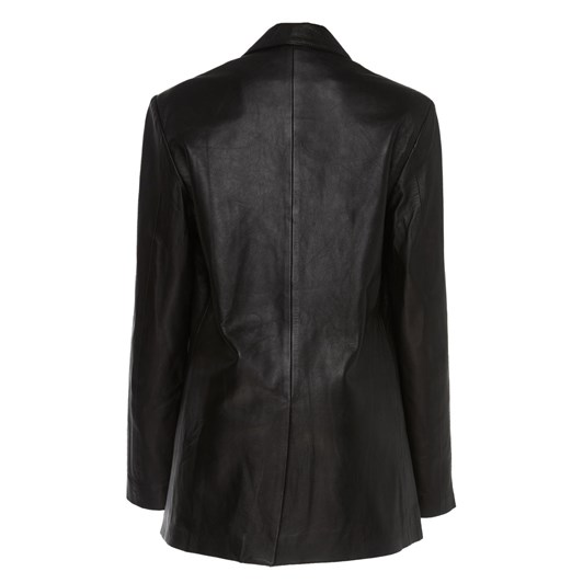 Georgia Alice Leather Blazer