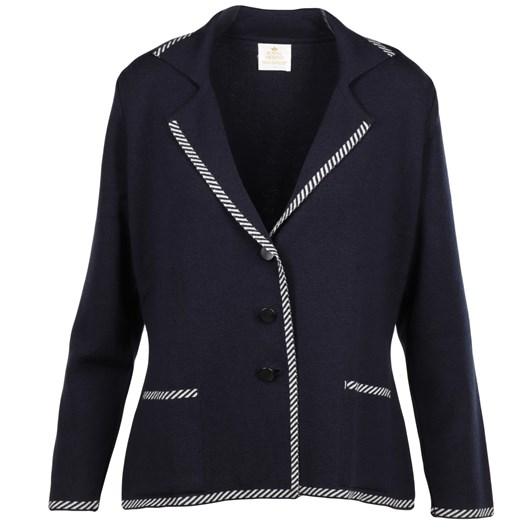 Royal Merino Edged Jacket