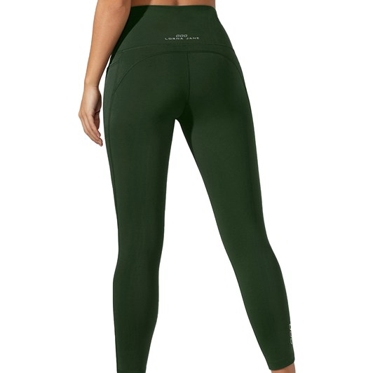 Lorna Jane High Rise Pocket Core Ankle Biter Tight