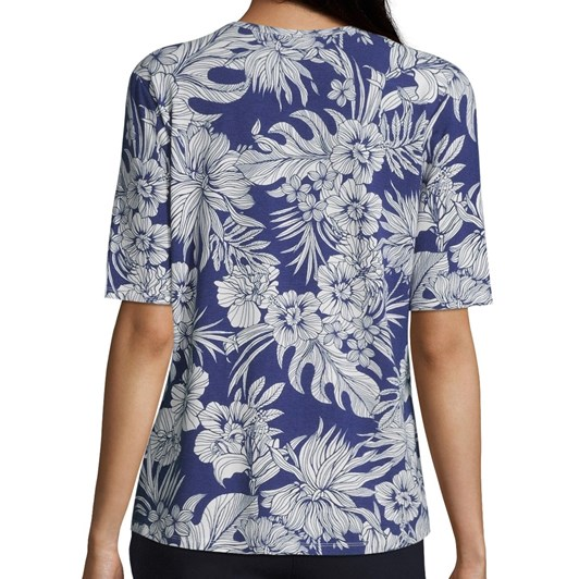 Betty Barclay Floral T-Shirt
