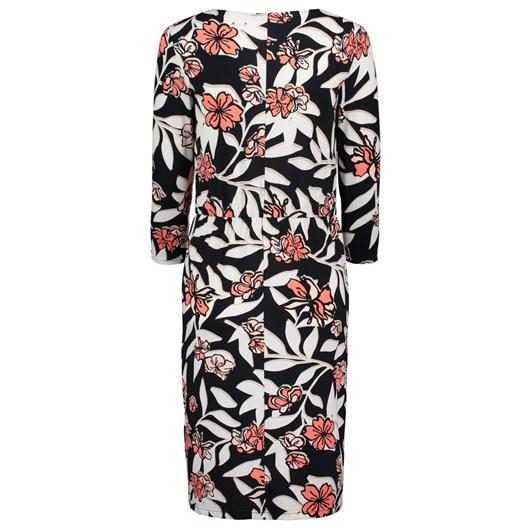 Betty Barclay Floral V-Neck Dress