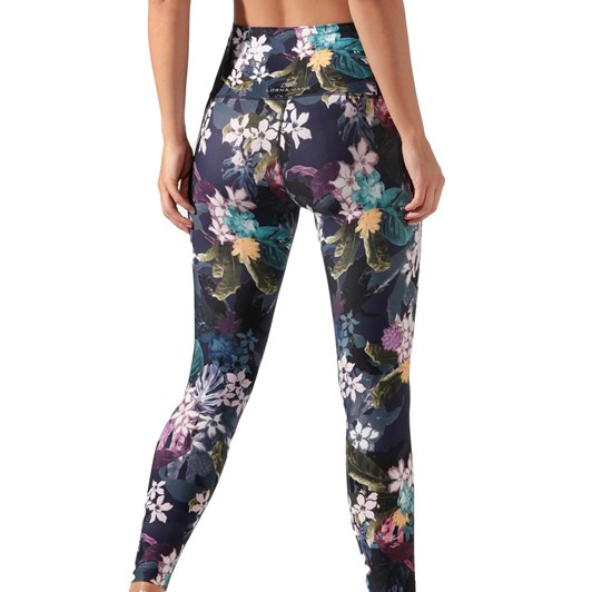 Lorna Jane Hyperbloom Secret Pocket F/L Tight