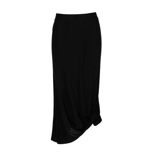 B Merino Twist Detail Skirt