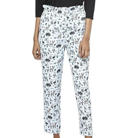 Compania Fantastica Print Pants