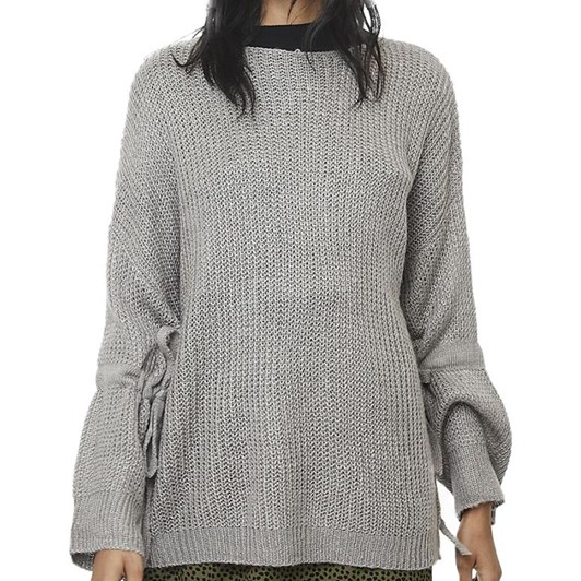 Compania Fantastica Jumper with Drawstring Sleeve