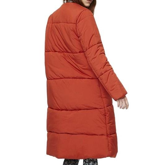 Compania Fantastica Long Puffer Coat