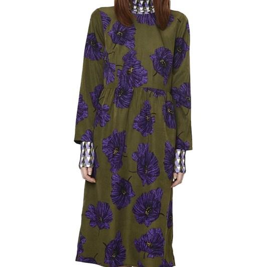Compania Fantastica Flowers Dress - Long