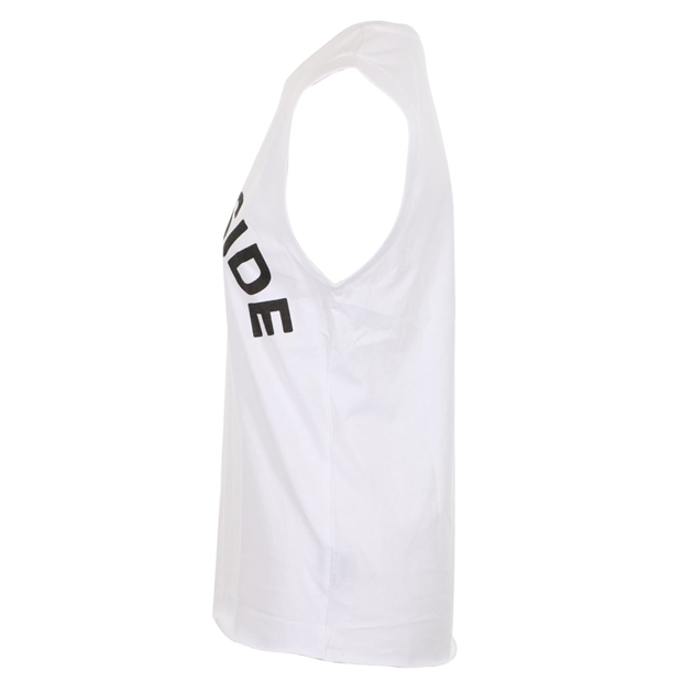 The Upside Muscle Tank - white