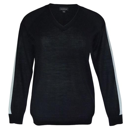Random District Stripe Sweater