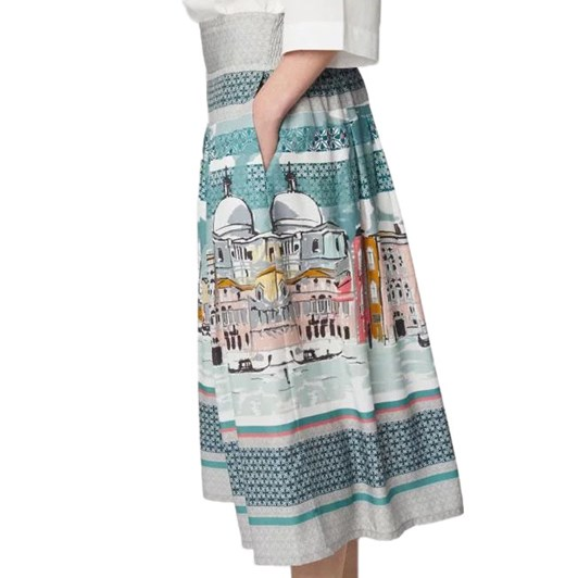 Thought Canaletto Skirt