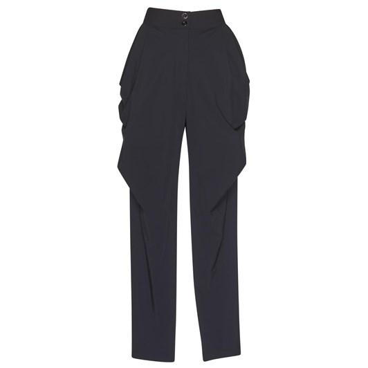 Paula Ryan Drape Pocket Pant