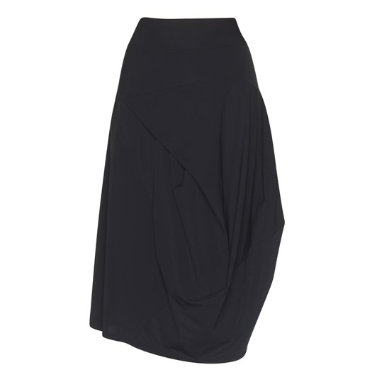 Paula Ryan Tucked Tulip Skirt