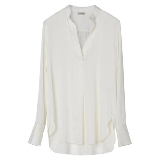 Malene Birger Mabillon Shirt Flat Collar