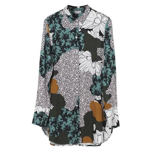 Malene Birger Cologne Shirt Flat Collar