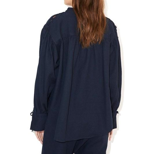 Malene Birger Chalais Shirt Crinkle