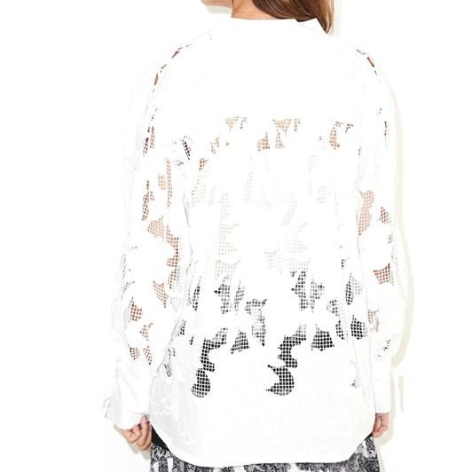 Malene Birger Chalais Shirt Embroidered