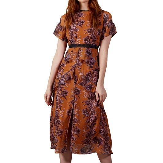 Hope & Ivy Midi Dress
