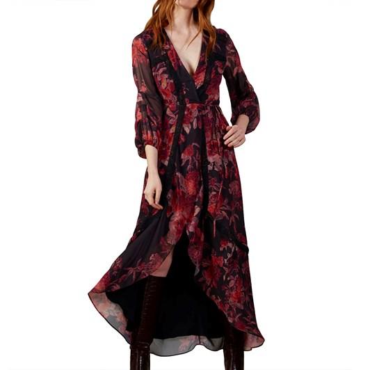 Hope & Ivy Maxi Dress