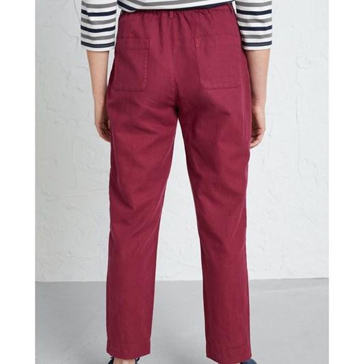 Seasalt Nanterrow Trouser Dark Currant