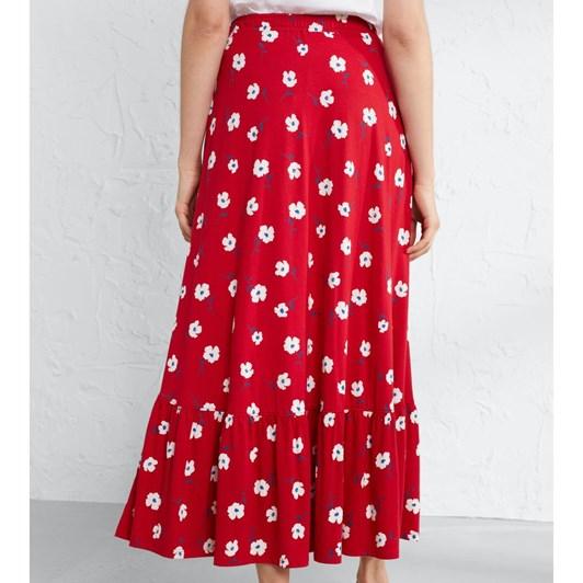 Seasalt Guiding Light Skirt Wild Mallow Rudder