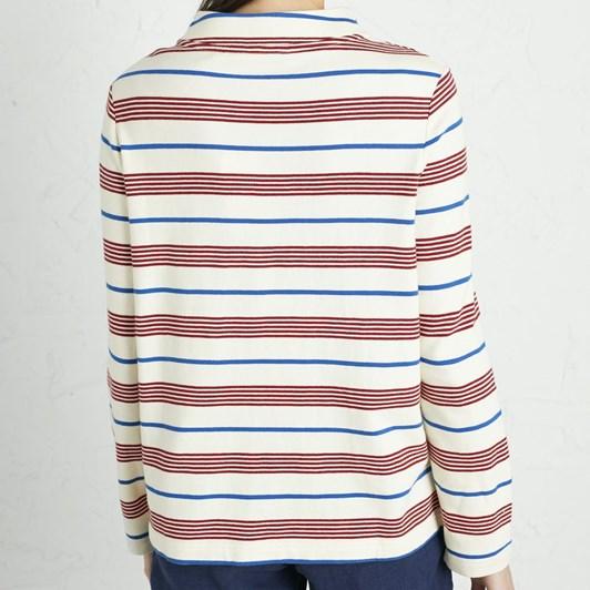 Seasalt Oceangoing Sweatshirt Gwennol Dahlia Cargo