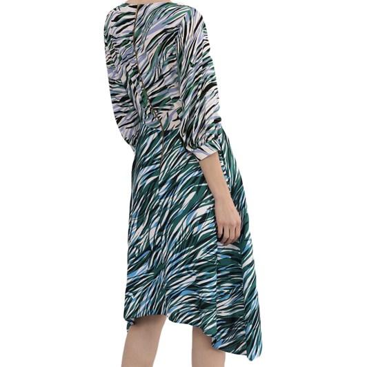 Closet Puff Sleeve Dress