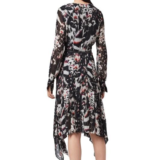AllSaints Lizia Wing Dress