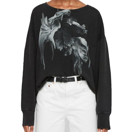 AllSaints Tulipa Piro Sweatshirt