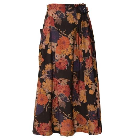 Sills Carla Floral Skirt