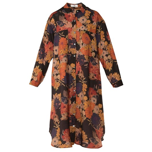 Sills Demi Print Shirtdress