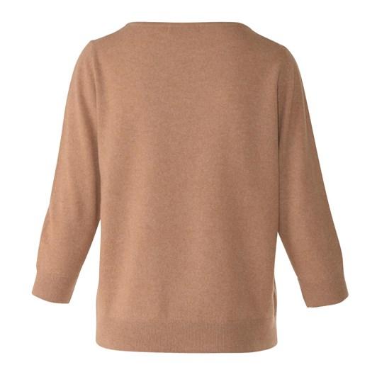 Caroline Sills Viola Cashmere Sweater