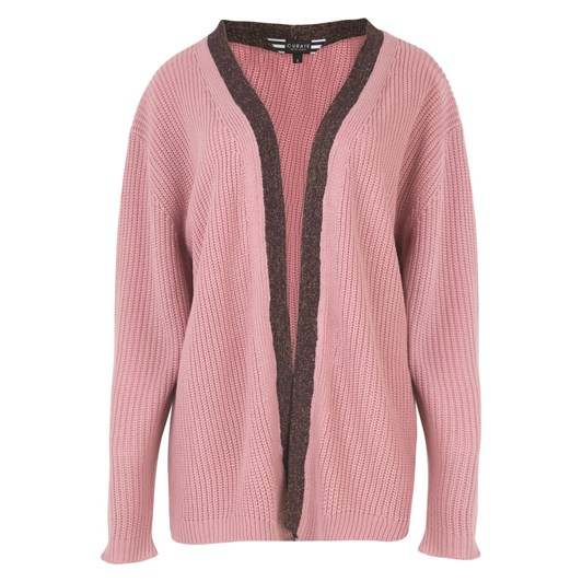Curate Cardi Hearted Cardigan