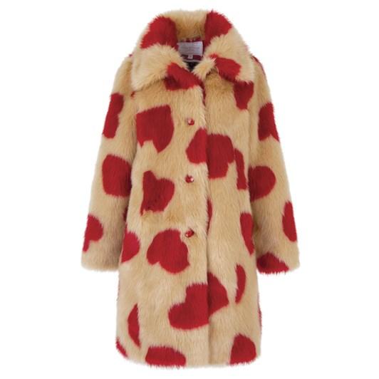 Trelise Cooper Take My Heart Beat Coat