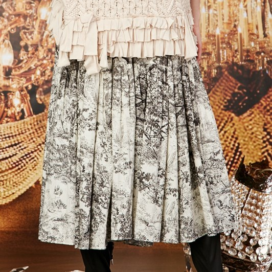 Trelise Cooper Tiers In The Stars Skirt