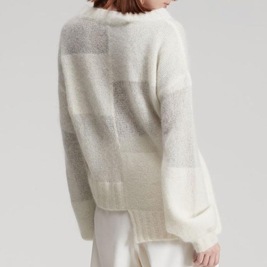 Taylor Quartered Sweater