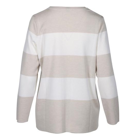 Visage Milano Striped Top