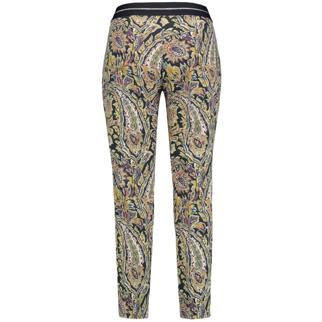 Gerry Weber Trousers - 8101 blue multi