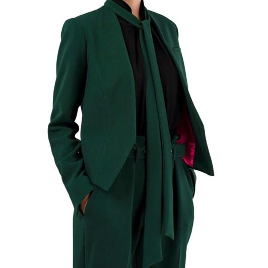 Closet Jacket With Neck Tie
