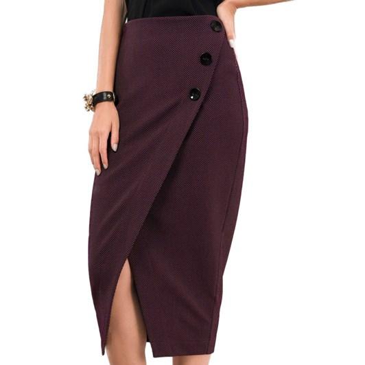 Closet Midi Pencil Skirt