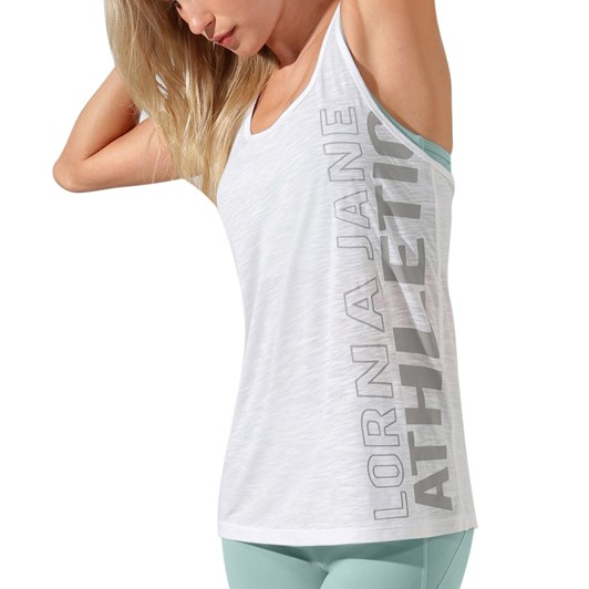 LJ Athletic Slouchy Gym Tank