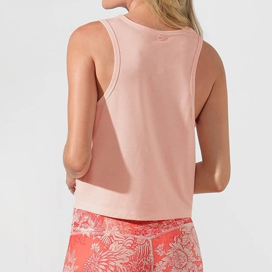 LJ Flawless Cropped Active Tank