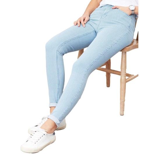 Joules Monroe Stripe Trouser